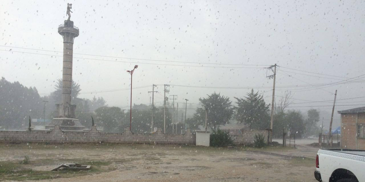 Van más de 48 horas de lluvia en Tlaxiaco | El Imparcial de Oaxaca