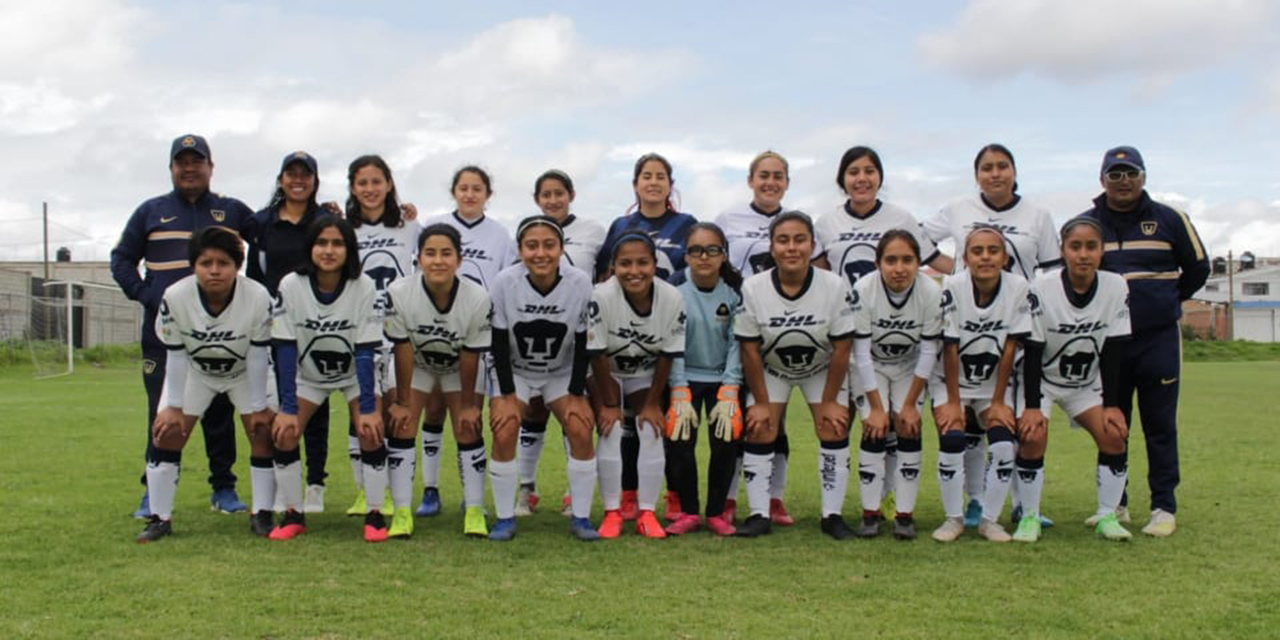 Pumas UABJO dominó al club Albinegro | El Imparcial de Oaxaca