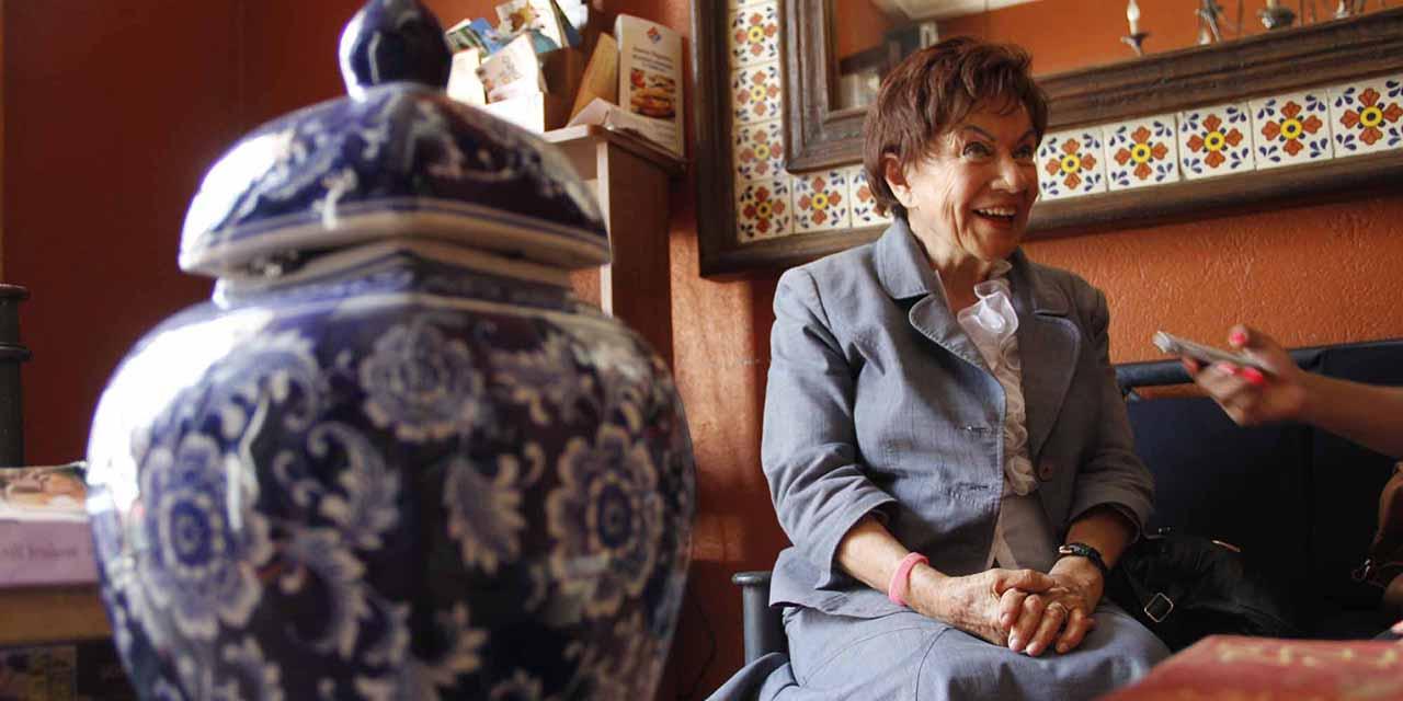 Sensible deceso de Lilia Porras Mazari   El Imparcial de Oaxaca