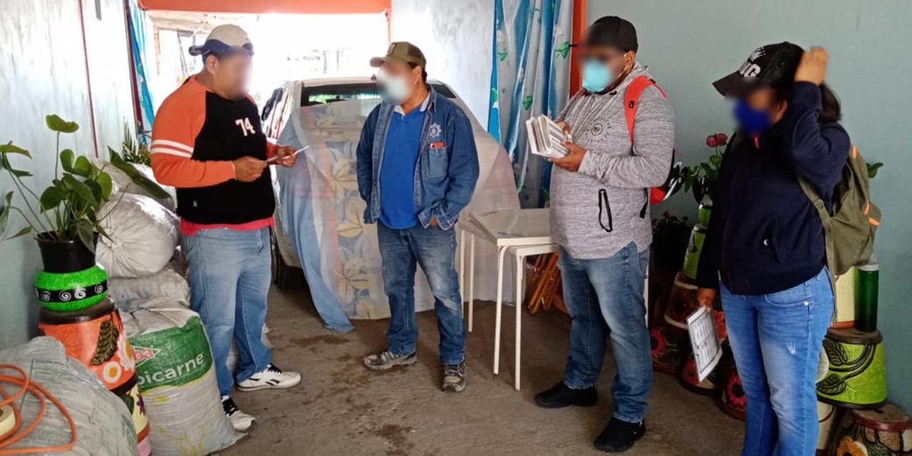 Morena amenaza con robar urnas en Teposcolula   El Imparcial de Oaxaca