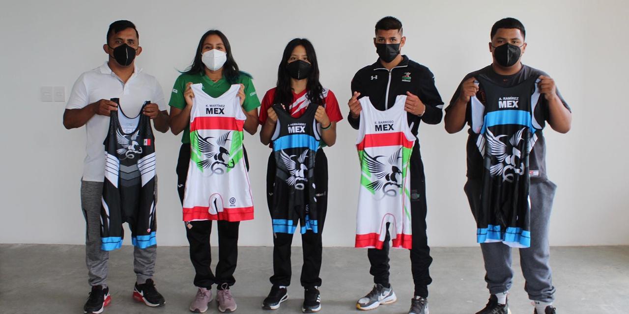 Póker oaxaqueño en Panamericano de lucha olímpica | El Imparcial de Oaxaca