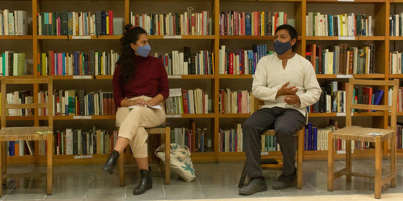 Taller El Alacrán abre diálogo sobre procesos de autopublicación   El Imparcial de Oaxaca