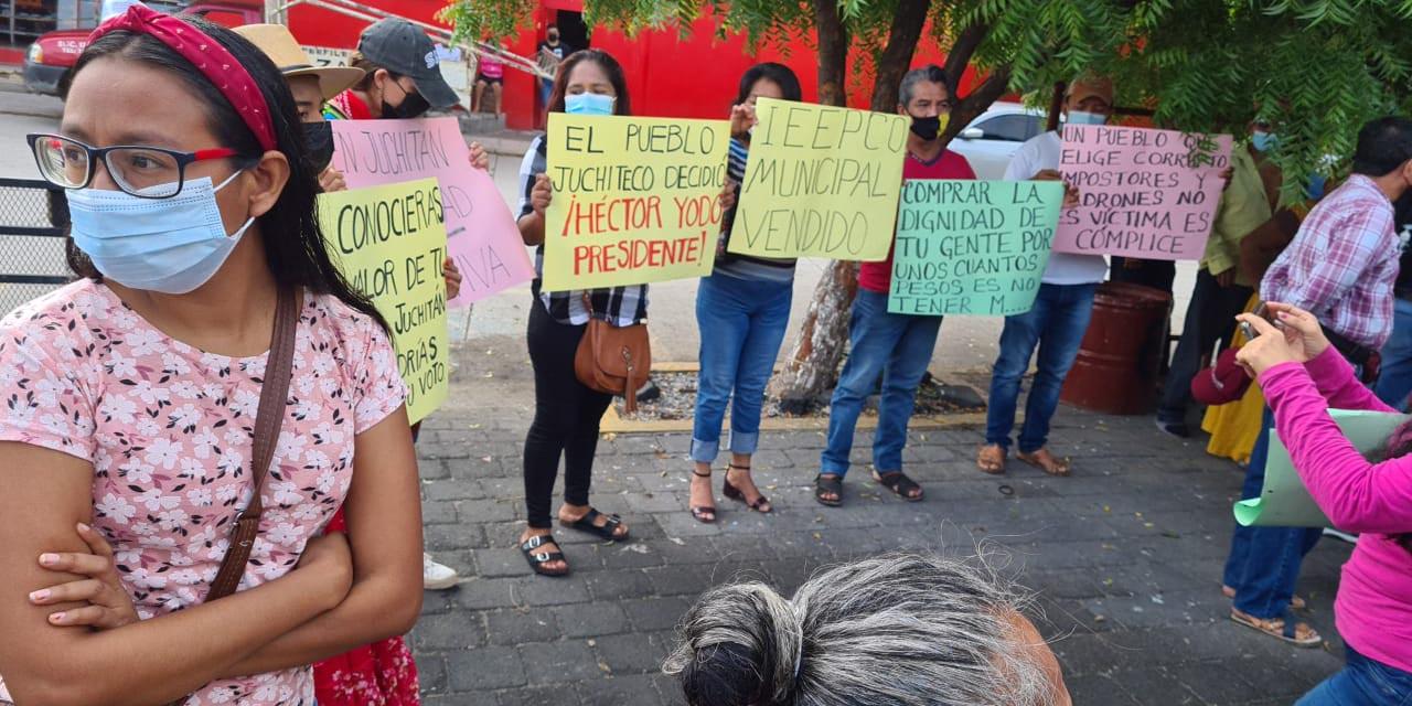 Zafarrancho en Juchitán por resultados electorales | El Imparcial de Oaxaca
