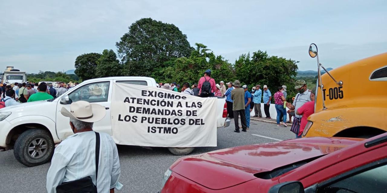 Guichicovi se opone al Corredor Interoceánico | El Imparcial de Oaxaca