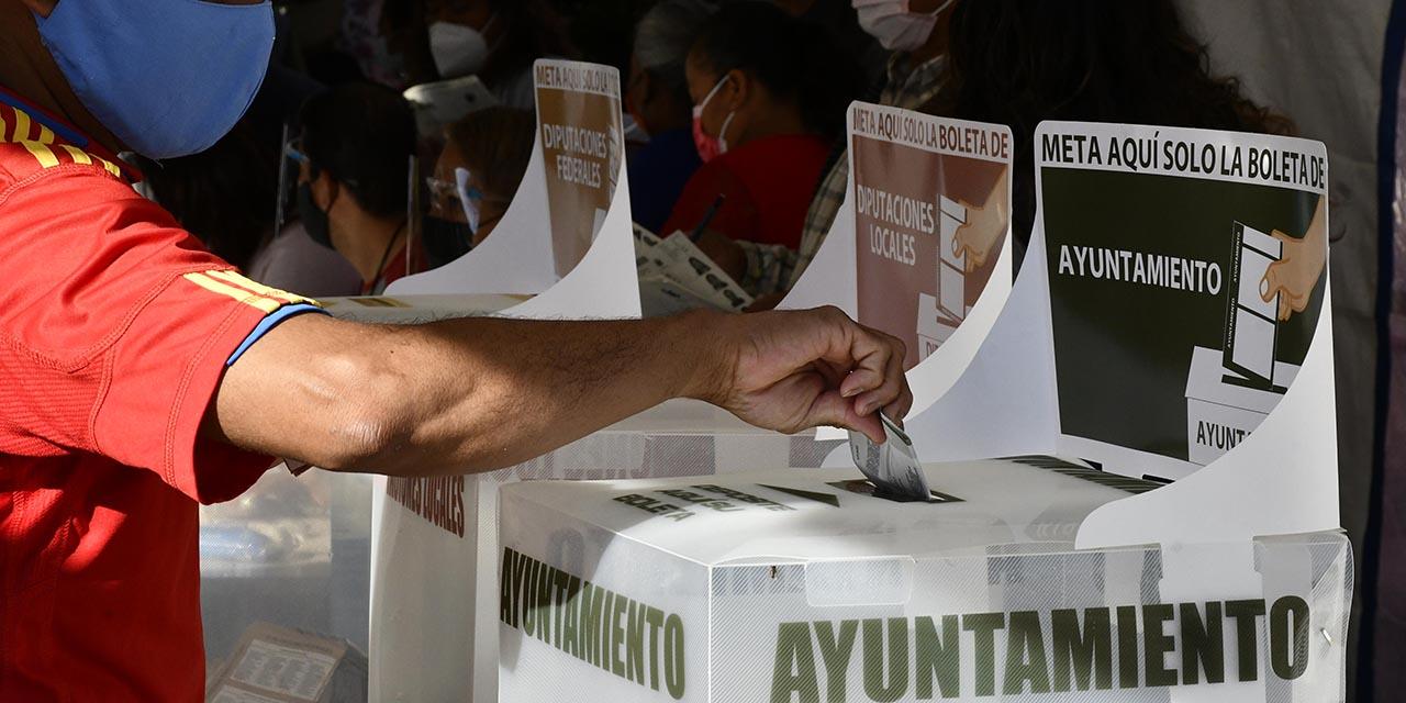 RSP, PES y PFM pierden registro; se llevan 13 mdp   El Imparcial de Oaxaca