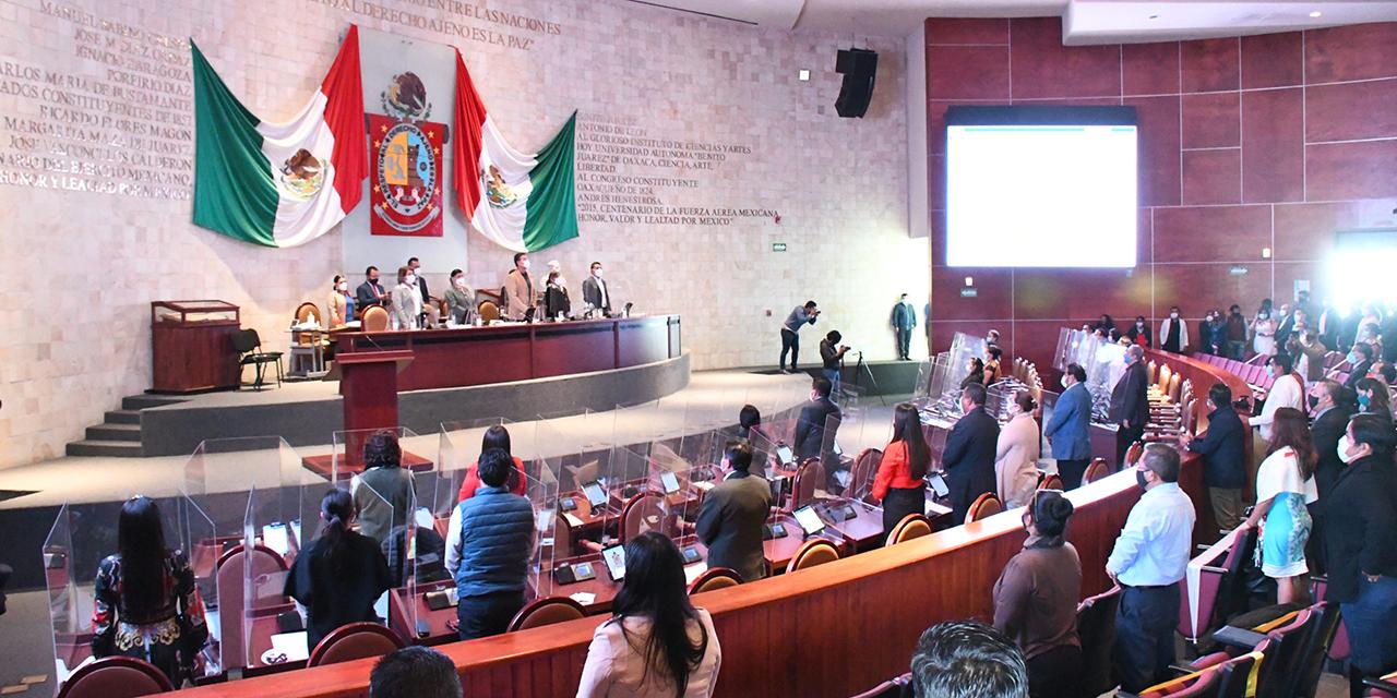 Oposición recuperó seis curules en 65 Legislatura | El Imparcial de Oaxaca