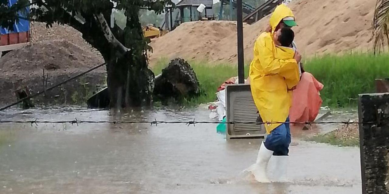 Lluvias afectan carreteras en los Mixes y la Cañada | El Imparcial de Oaxaca
