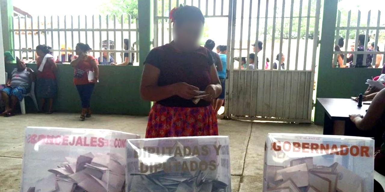Critican la tardanza para frenar violencia durante jornada electoral   El Imparcial de Oaxaca
