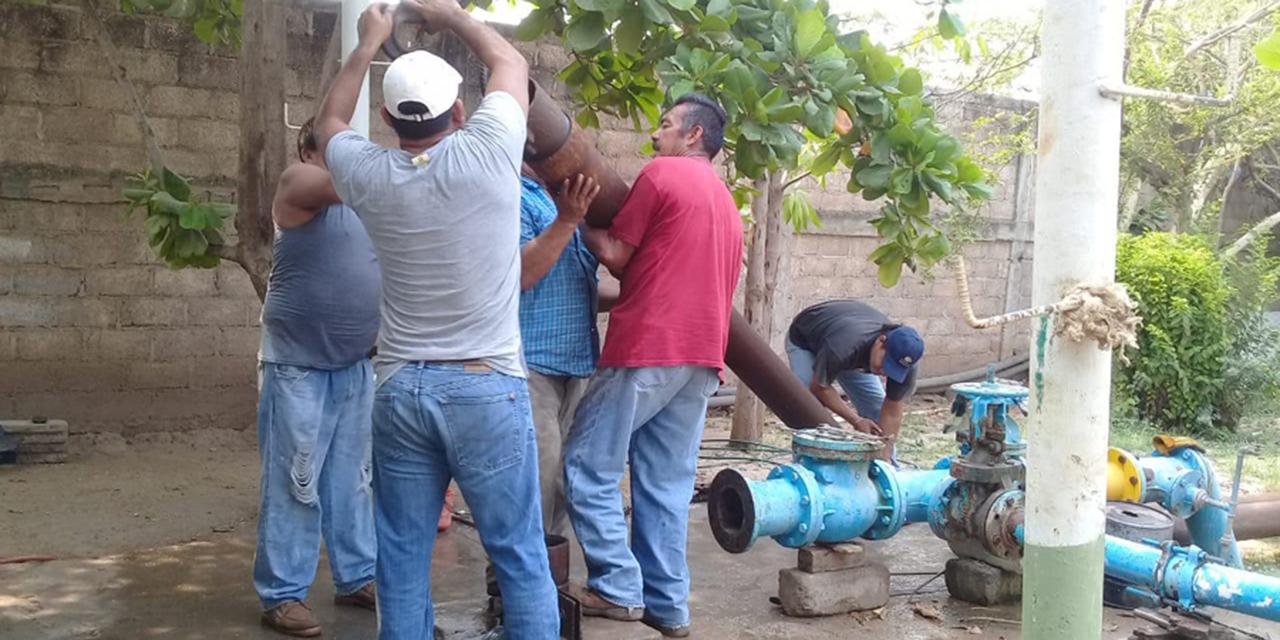 Tormenta eléctrica para los pozos en Juchitán   El Imparcial de Oaxaca