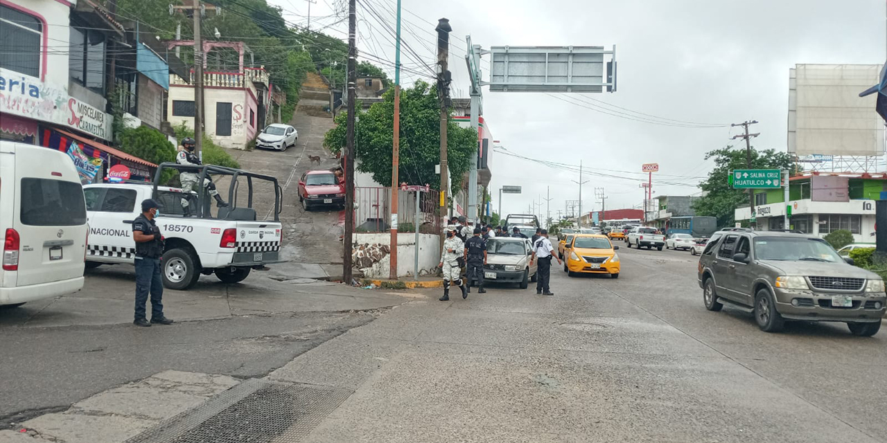 Solitario sujeto intenta asaltar casa de empeño en Salina Cruz | El Imparcial de Oaxaca