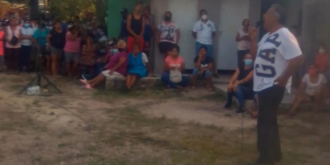 Piden policía comunitaria en Laollaga | El Imparcial de Oaxaca