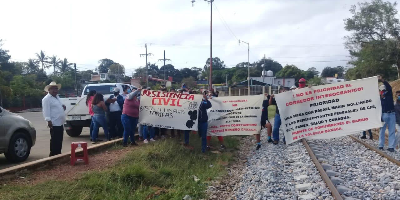 Conflicto en Mogoñé impide realizar trabajos   El Imparcial de Oaxaca