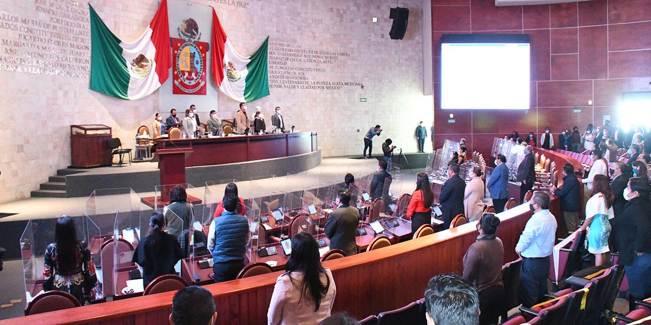Legislatura se lleva de corbata a CAO y el IAIP | El Imparcial de Oaxaca