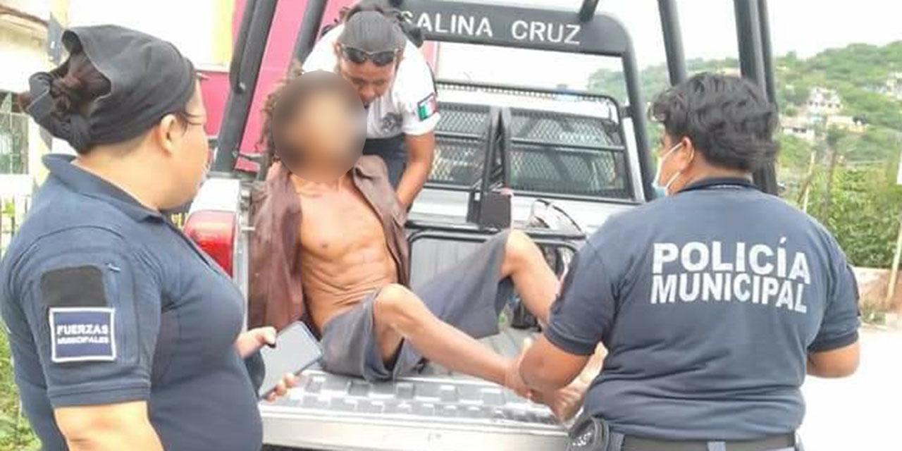 Detenido por intento de robo en Salina Cruz   El Imparcial de Oaxaca