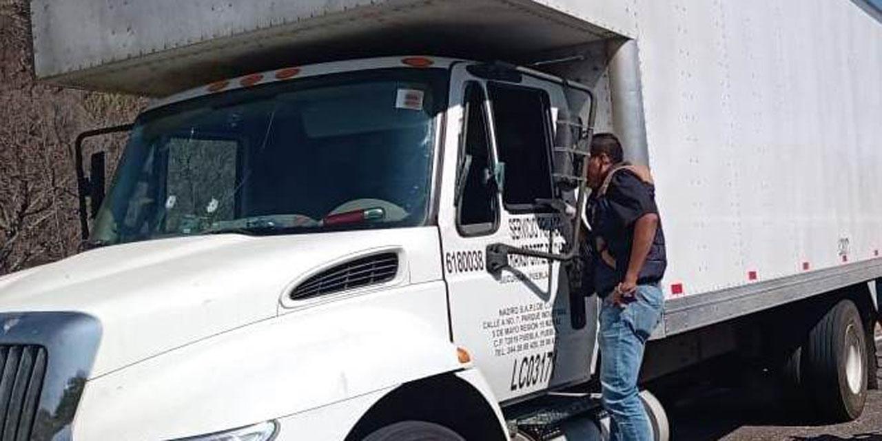 Persisten robos a transportistas   El Imparcial de Oaxaca