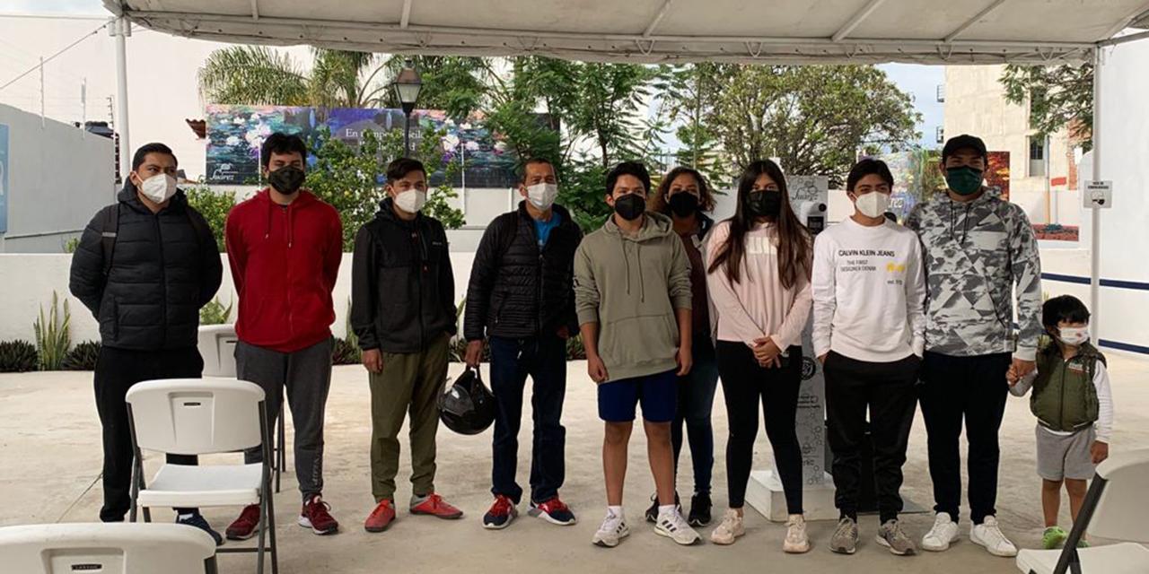 Nadadores oaxaqueños, alistan brazadas   El Imparcial de Oaxaca