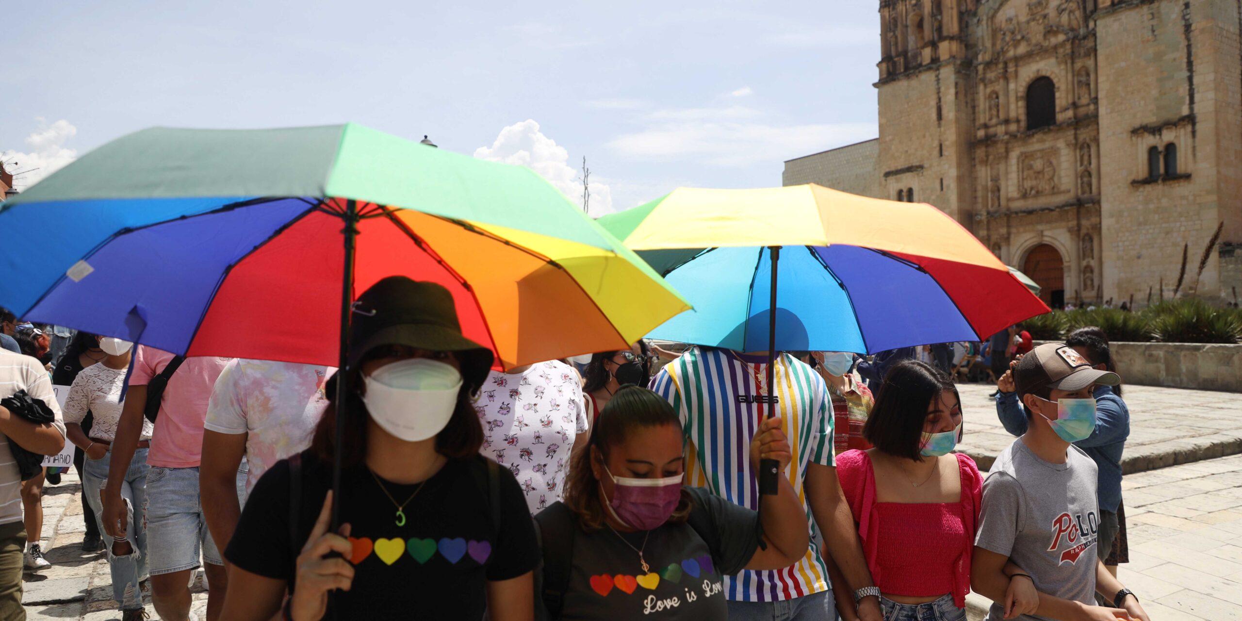 Orgullo Gay | El Imparcial de Oaxaca