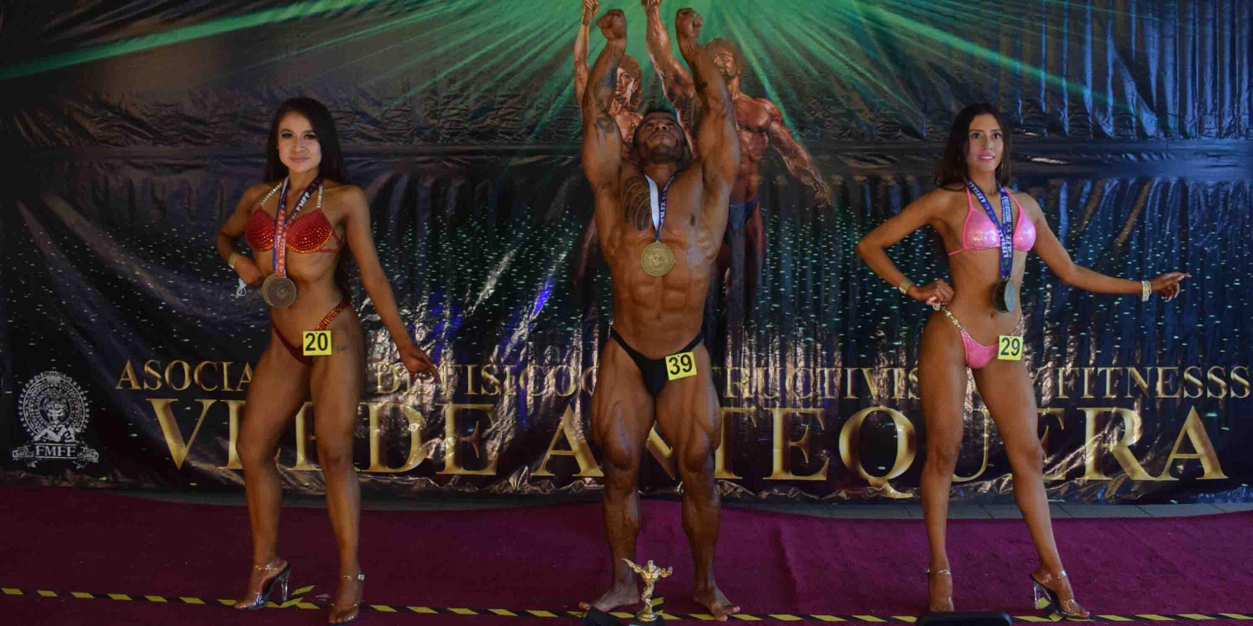 Manolo Montesinos, campeón absoluto | El Imparcial de Oaxaca
