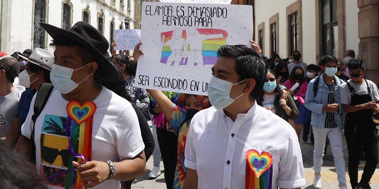 Marchan por la diversidad sexual   El Imparcial de Oaxaca