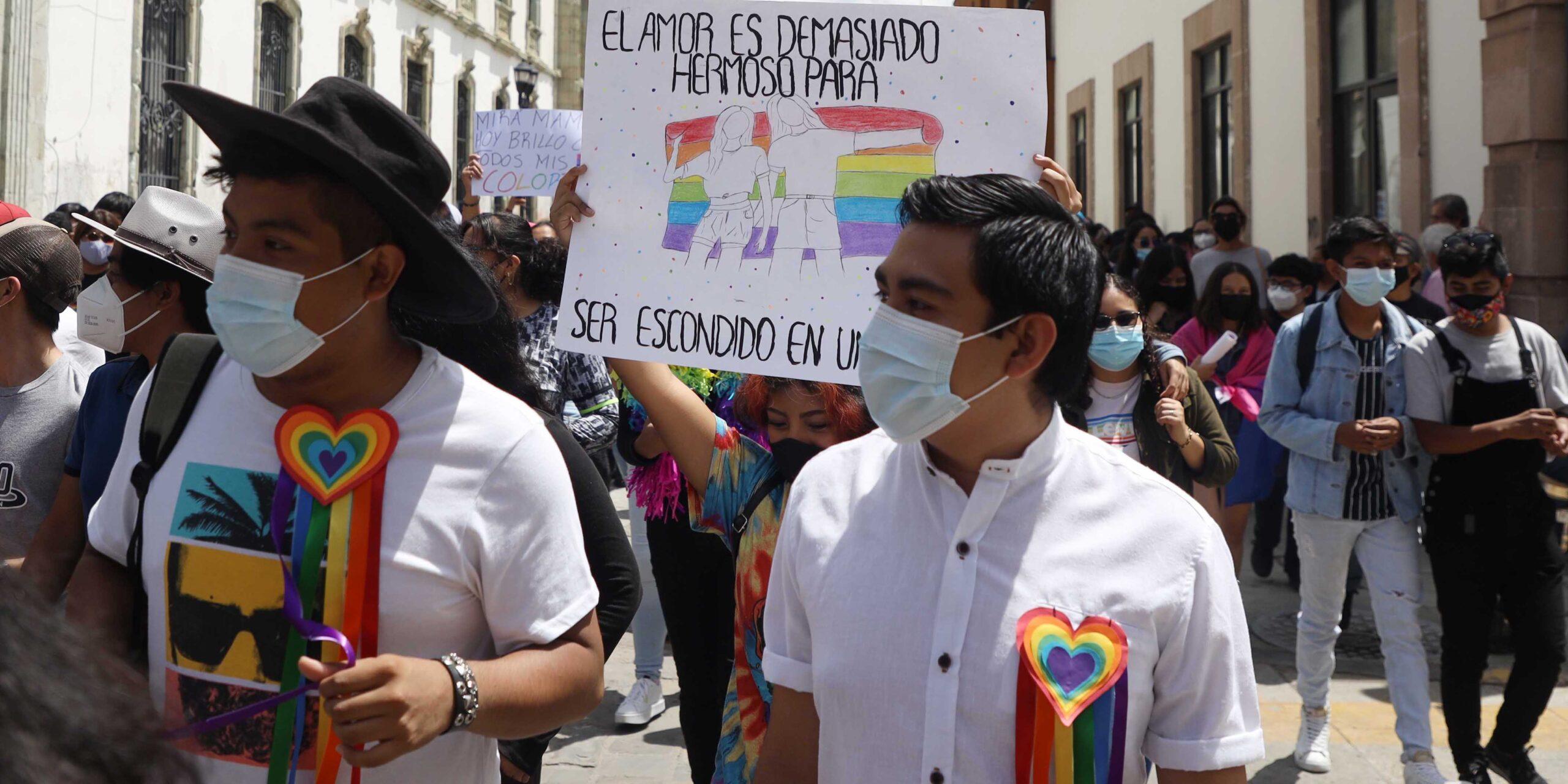 Marchan por la diversidad sexual | El Imparcial de Oaxaca