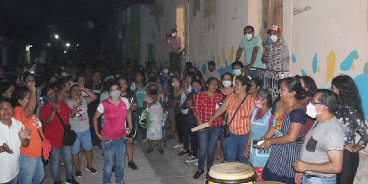 Marcial Mariscal amplía su mandato en Cuicatlán   El Imparcial de Oaxaca
