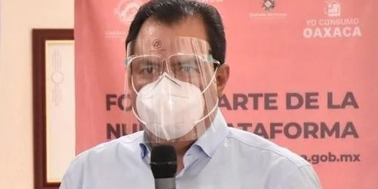García Jarquín ofrece transparente transición | El Imparcial de Oaxaca