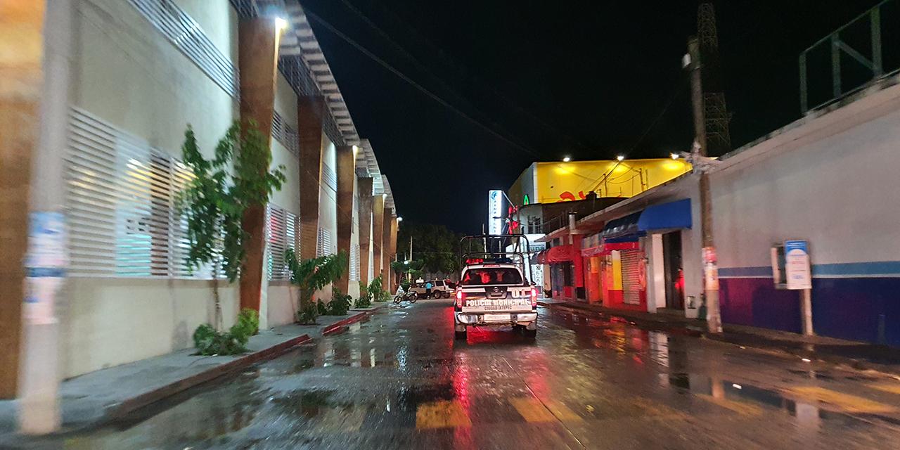 Policía frustra intento de asalto en Ixtepec | El Imparcial de Oaxaca