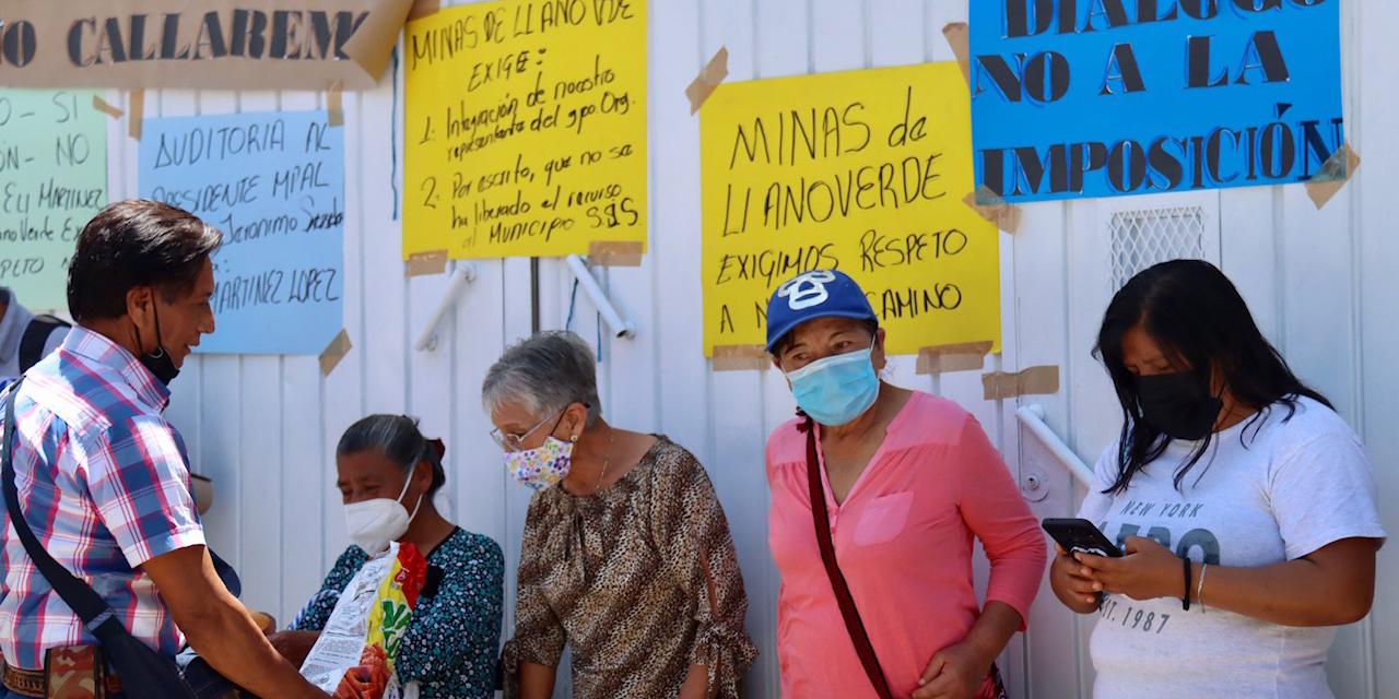 Toman INPI; piden no dar recursos a edil de Sosola   El Imparcial de Oaxaca