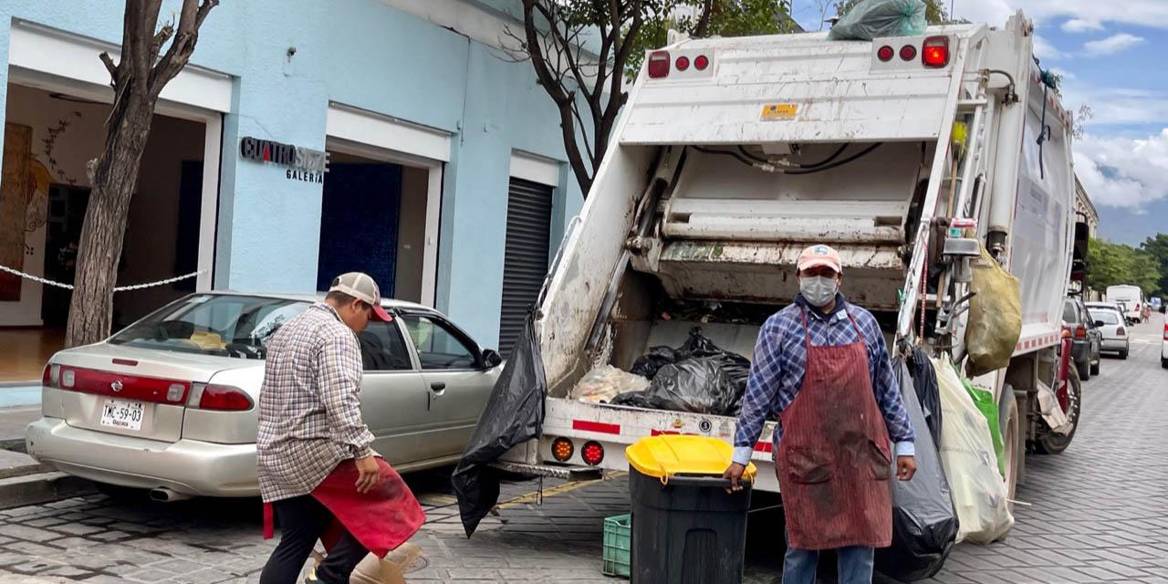 La Ciudad de Oaxaca no cuenta con esquema para la separación de desechos | El Imparcial de Oaxaca