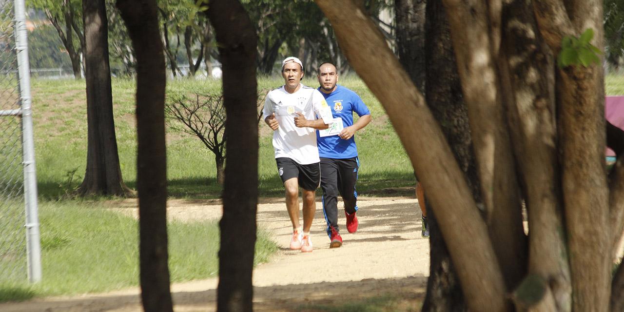 Abogados preparan los tenis para la pista | El Imparcial de Oaxaca
