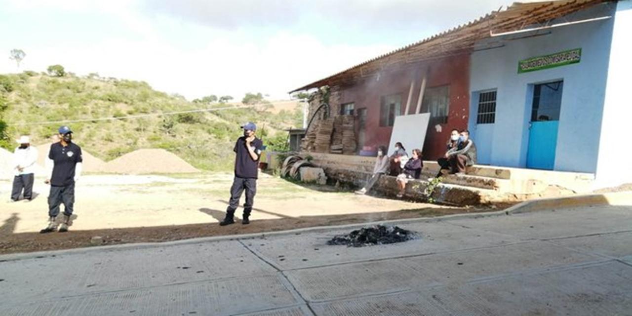 Reportan 1,728 boletas siniestradas en Ayuquililla | El Imparcial de Oaxaca