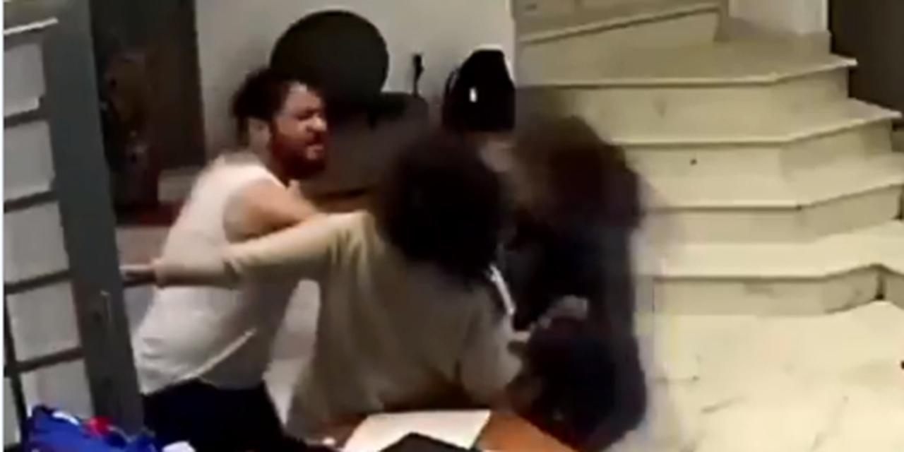 Video: Exhiben a funcionario del INAI golpeando a mujeres | El Imparcial de Oaxaca