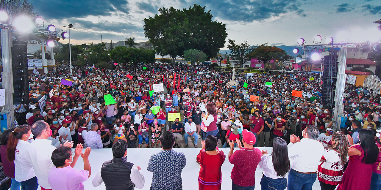 Gastan 89.6 mdp en campañas; audita el INE | El Imparcial de Oaxaca