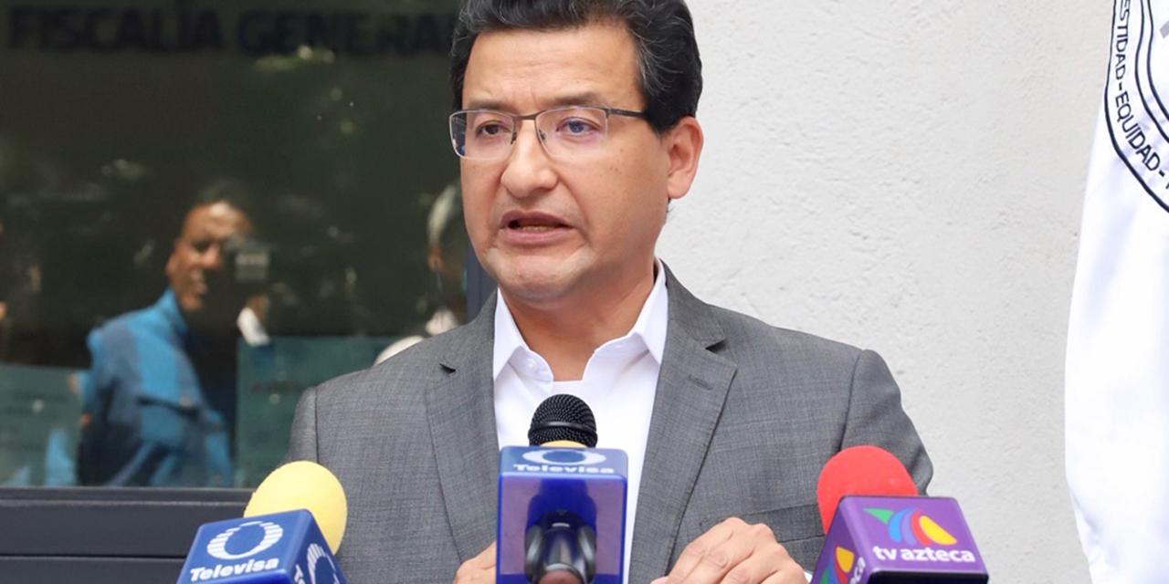 Murat designa a ex fiscal en Secretaría de Bienestar   El Imparcial de Oaxaca