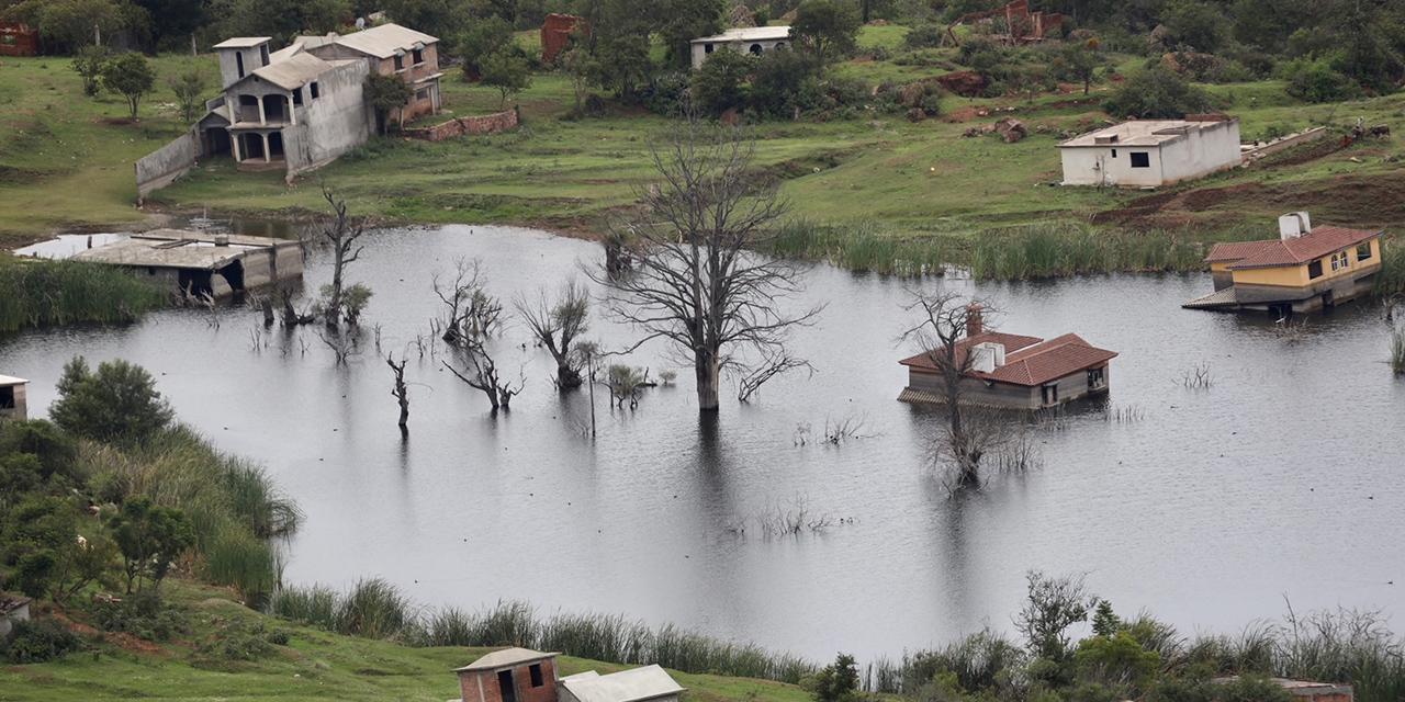 Urge reubicar 11 asentamientos en riesgo; Mitlatongo, en la lista   El Imparcial de Oaxaca