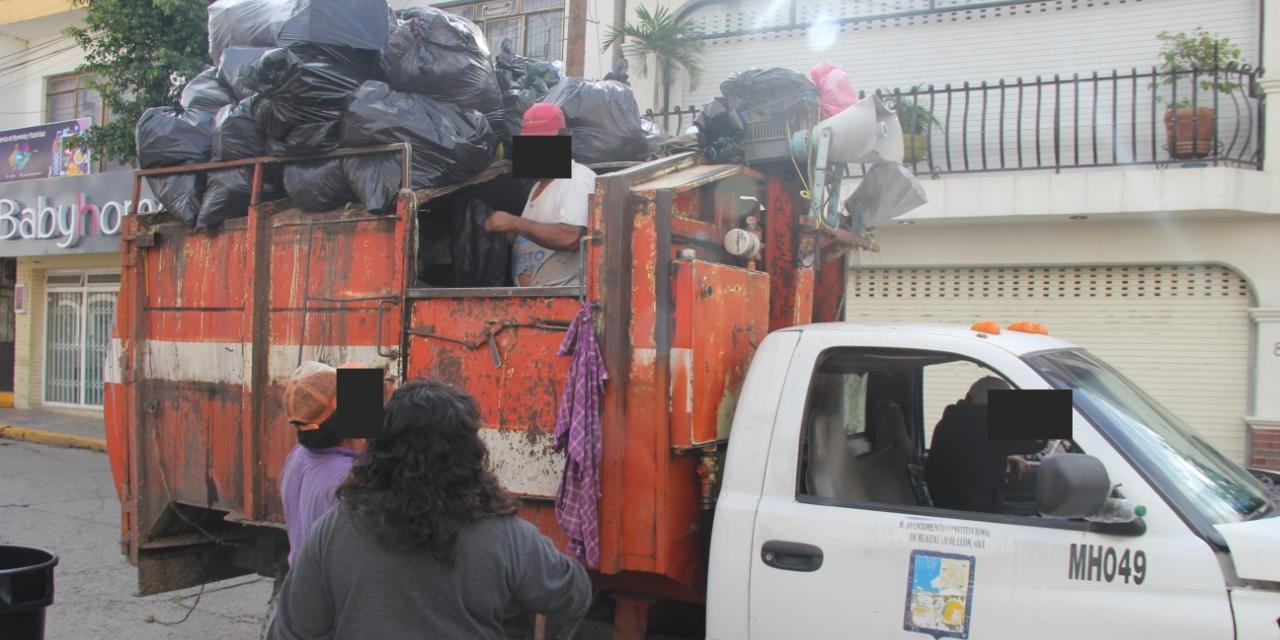 Se normaliza servicio para la recolección de basura en Huajuapan   El Imparcial de Oaxaca