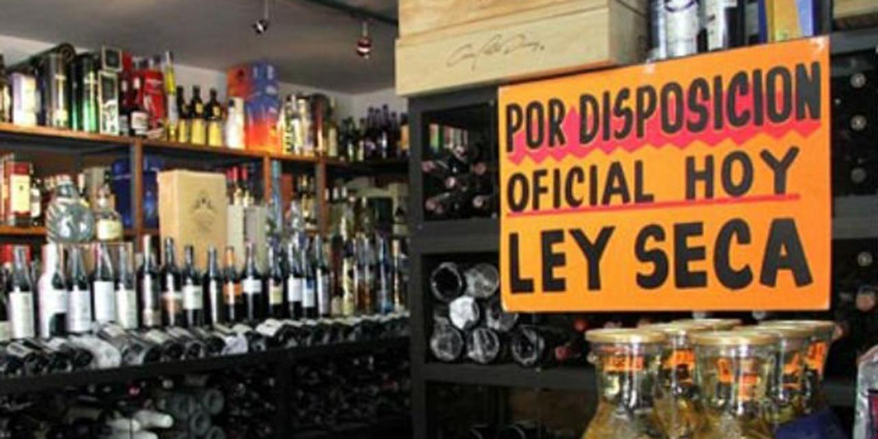 Habrá Ley Seca durante jornada electoral en Oaxaca   El Imparcial de Oaxaca