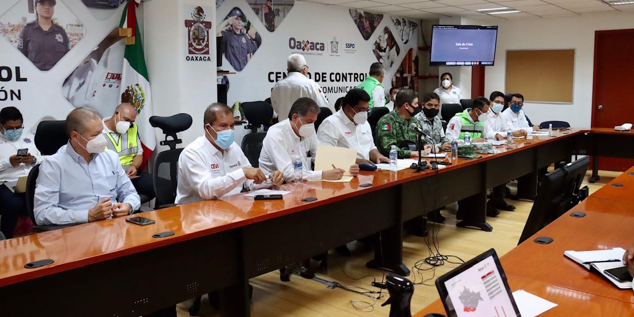 Sin herramientas para abatir riesgos en 1 de cada 3 municipios oaxaqueños   El Imparcial de Oaxaca