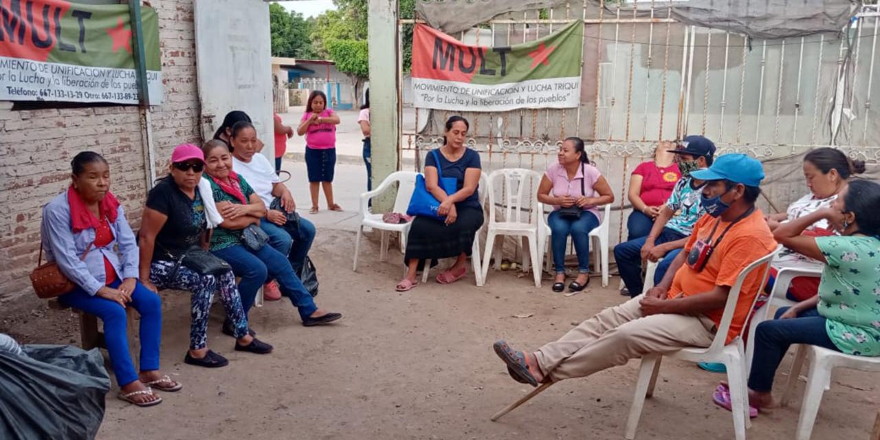 Jornaleros mixtecos exigen regreso de los programas federales   El Imparcial de Oaxaca