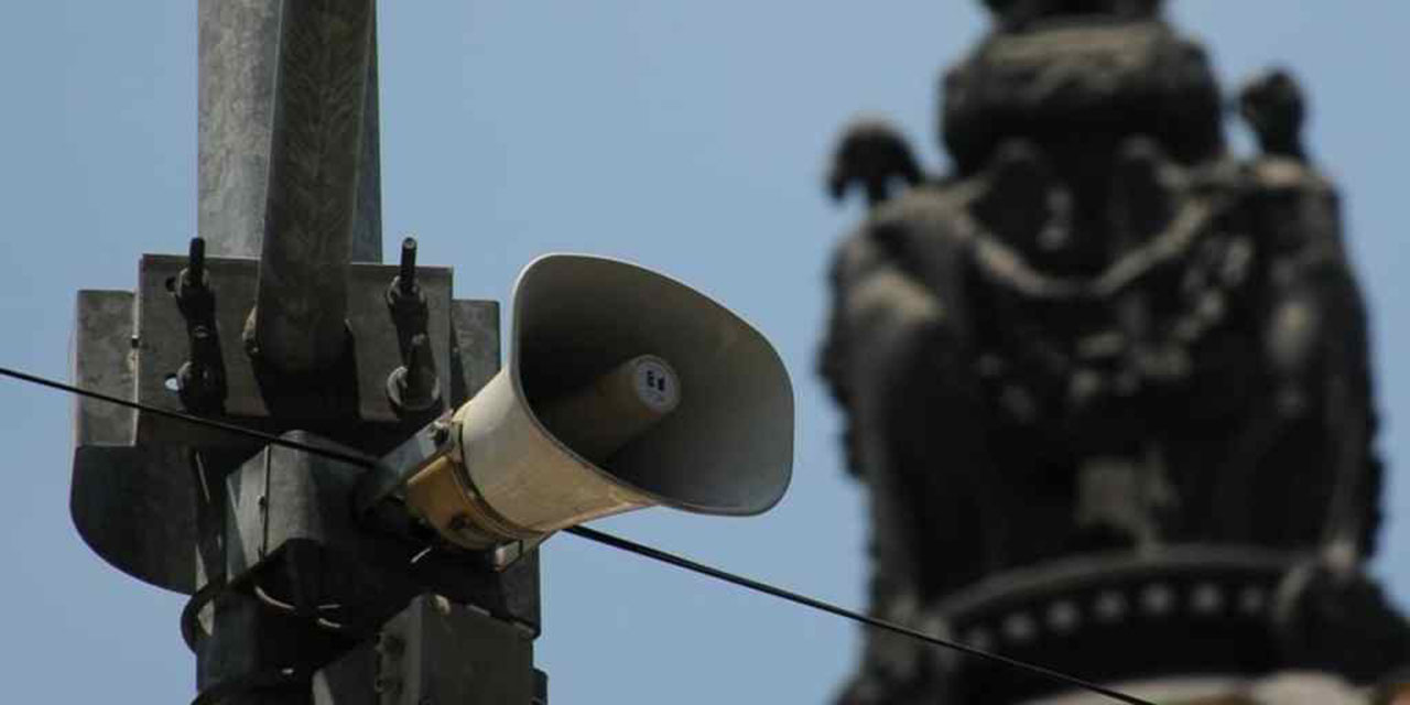 Alerta sísmica sonará 11:30 por simulacro nacional | El Imparcial de Oaxaca