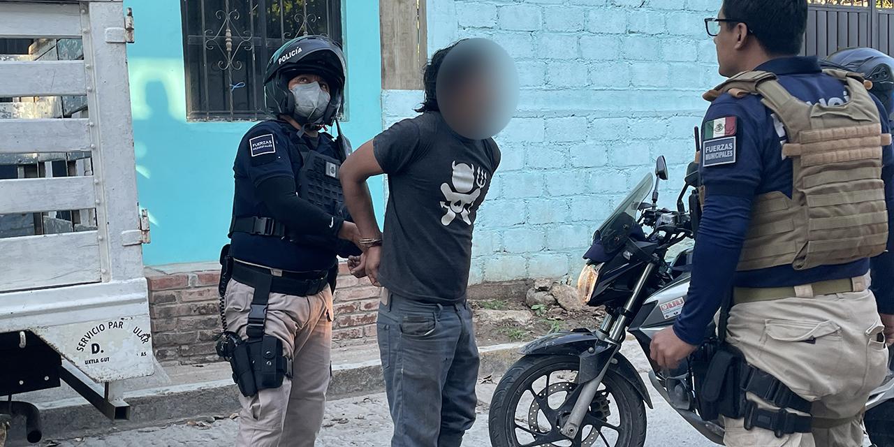 Detienen a ladrón en Juchitán por segunda vez | El Imparcial de Oaxaca