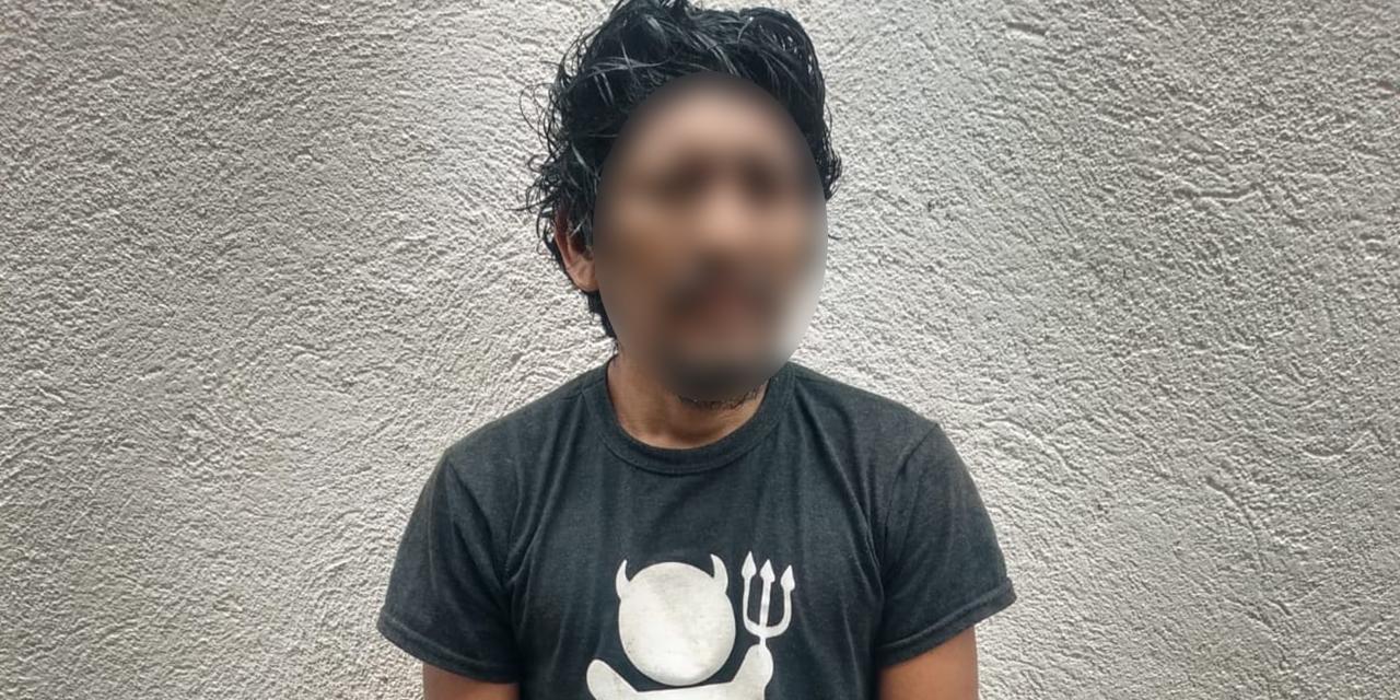 Detienen a presunto ladrón en Juchitán   El Imparcial de Oaxaca