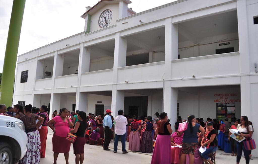 Exigen Ikoots casillas en San Mateo del Mar | El Imparcial de Oaxaca