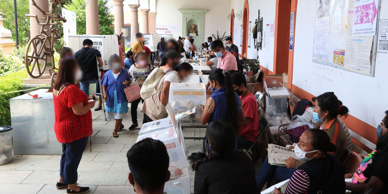 Desinformación impidió votar en mesas especiales | El Imparcial de Oaxaca