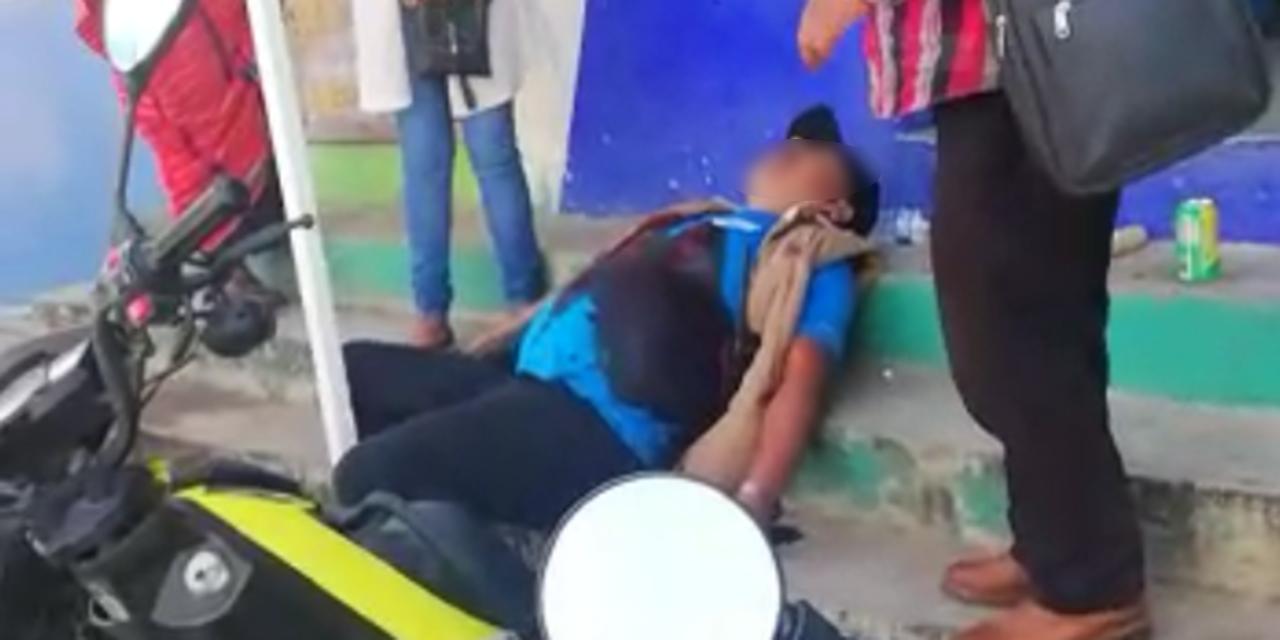 Video: Asesinan a hombre en el centro de Juxtlahuaca, Oaxaca | El Imparcial de Oaxaca