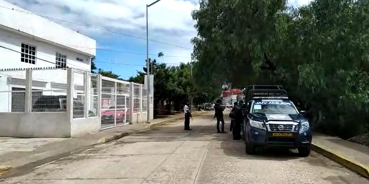 Herido de bala tras ataque en Santa Cruz Xoxocotlán   El Imparcial de Oaxaca