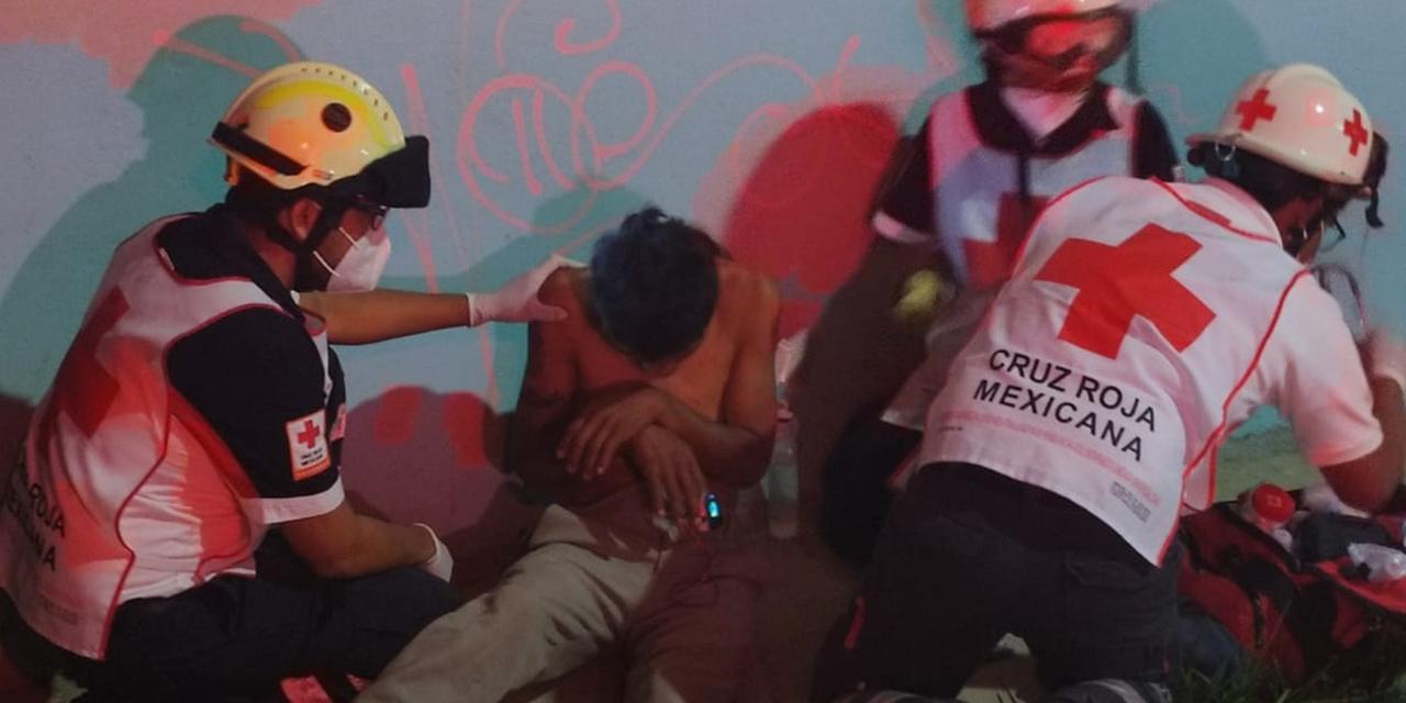 Es golpeado por cholos en la Siete Regiones   El Imparcial de Oaxaca