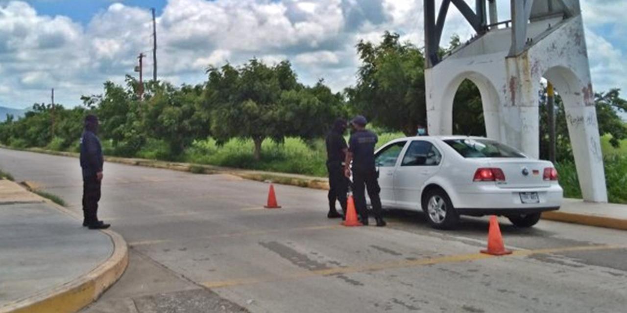 Abandonan cuerpo de persona que murió por Covid-19 en Santo Domingo Ingenio | El Imparcial de Oaxaca