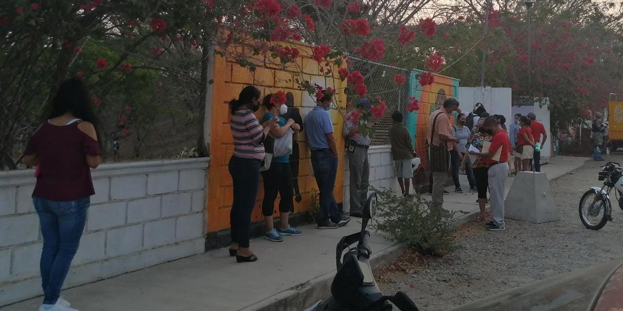 Aplicarán más de 13 mil dosis en seis municipios del Istmo   El Imparcial de Oaxaca