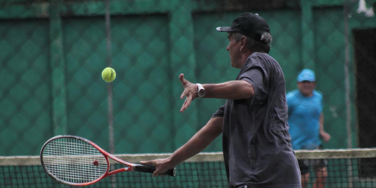 Este jueves inician raquetazos en el Torneo de veteranos   El Imparcial de Oaxaca